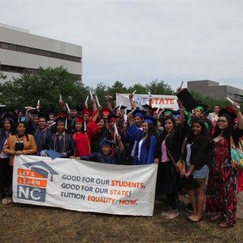 Undocu Graduation Rally