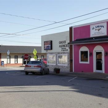 Downtown Yadkinville, NC